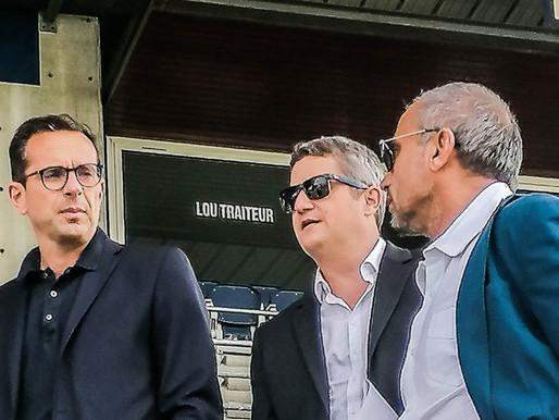 Avec Thierry Lassagne, le SUA LG tient son nouveau directeur