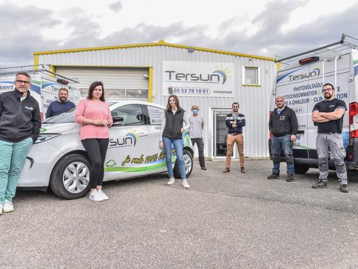 Tersun vous prépare à l'autonomie énergétique
