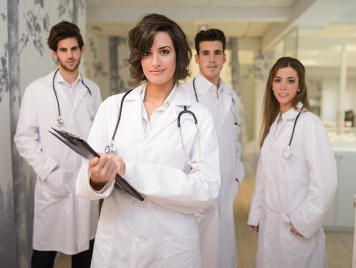 Des études de santé étoffées