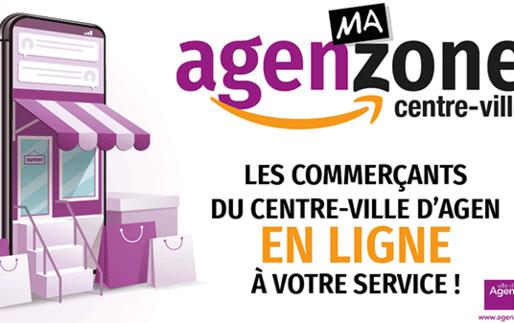 La Ville d'Agen donne un coup de pouce pour promouvoir l'offre en ligne des commerçants.