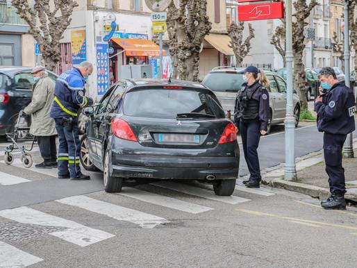 Opération policière pour lutter contre le trafic de stupéfiants