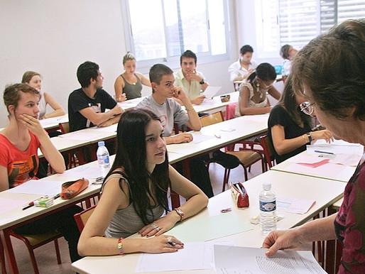 Réforme du baccalauréat :      les épreuves de contrôle  continu débutent en janvier