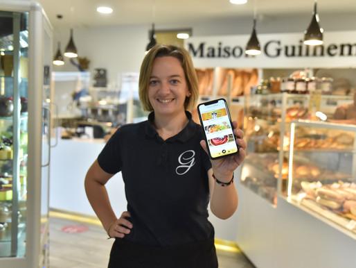 La boulangerie Guilhem développe son appli