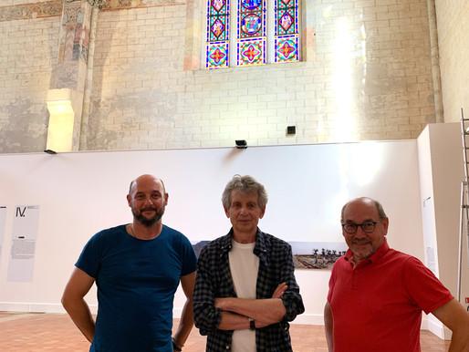 L'expo hommage à Ducos du Hauron sublimée par l'église des Jacobins