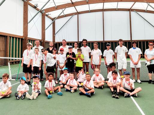 Sport // Le Tennis Club Pujolais conserve sa dynamique
