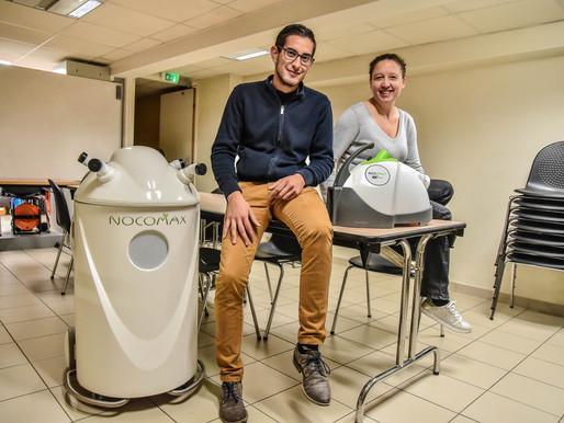 AirObio, la désinfection pro              à la portée de tous