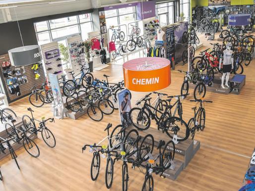 Giant Agen, ce royaume du vélo