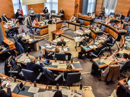 Budget départemental:            un impact Covid moins fort que prévu