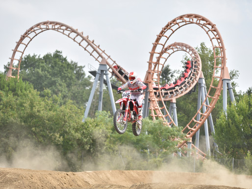 Le Supercross déjà en place pour le 21 août