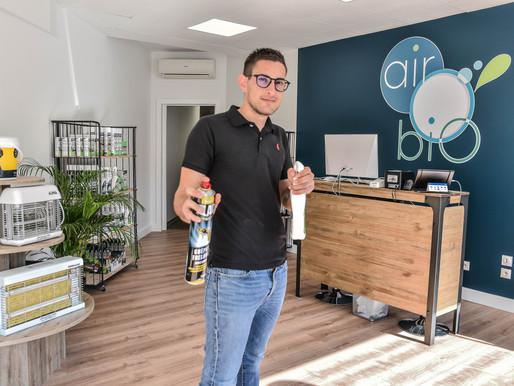 Airobio ouvre sa boutique     anti-nuisibles