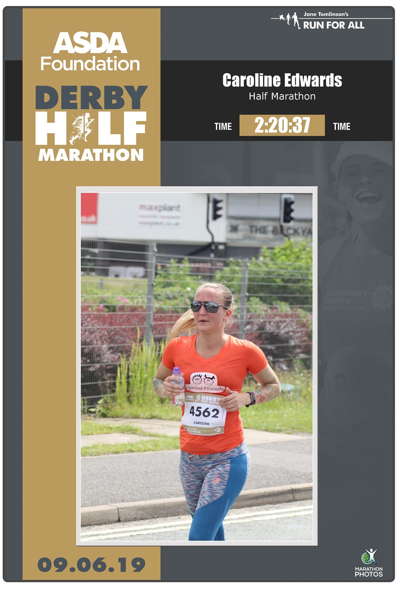 Derby Half Marathon