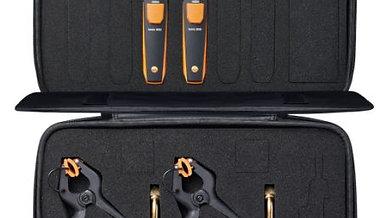 testo Smart Probes AC & refrigeration test kit plus