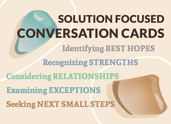 SF Conversation Cards for Youth  (Digital Download)