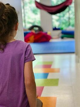 Smart Pediatrics hallway