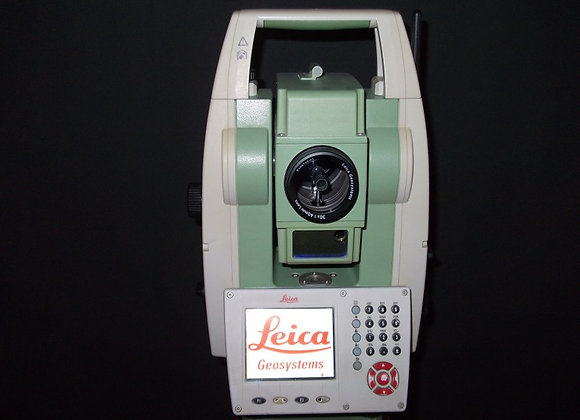 """Leica TS09 1"""" Total Station"""