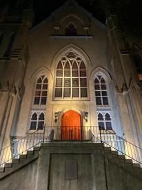 Wesley Monumental Methodist Churd