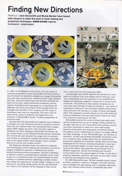Ceramic Review 2000