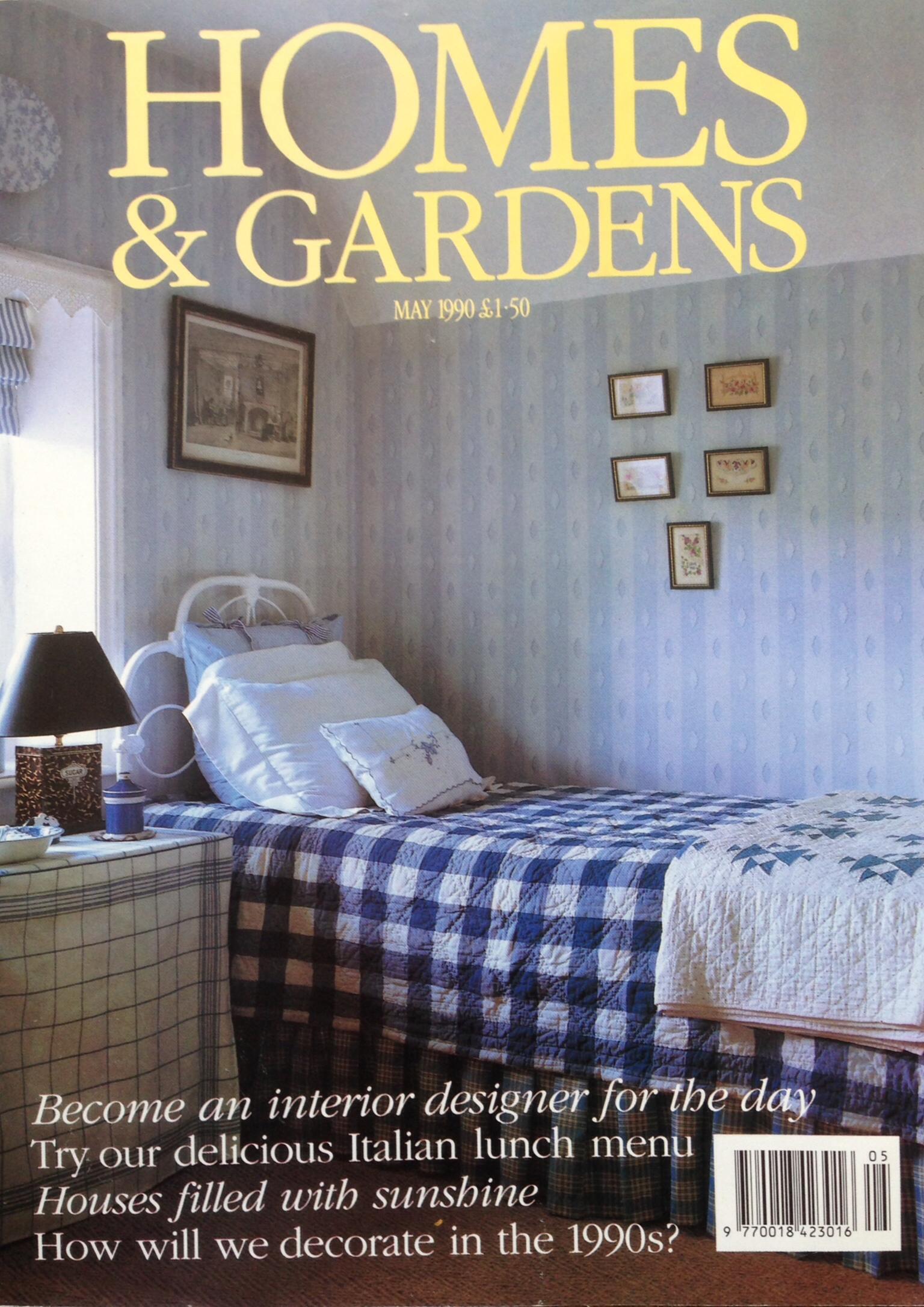 Homes & Gardens 1990