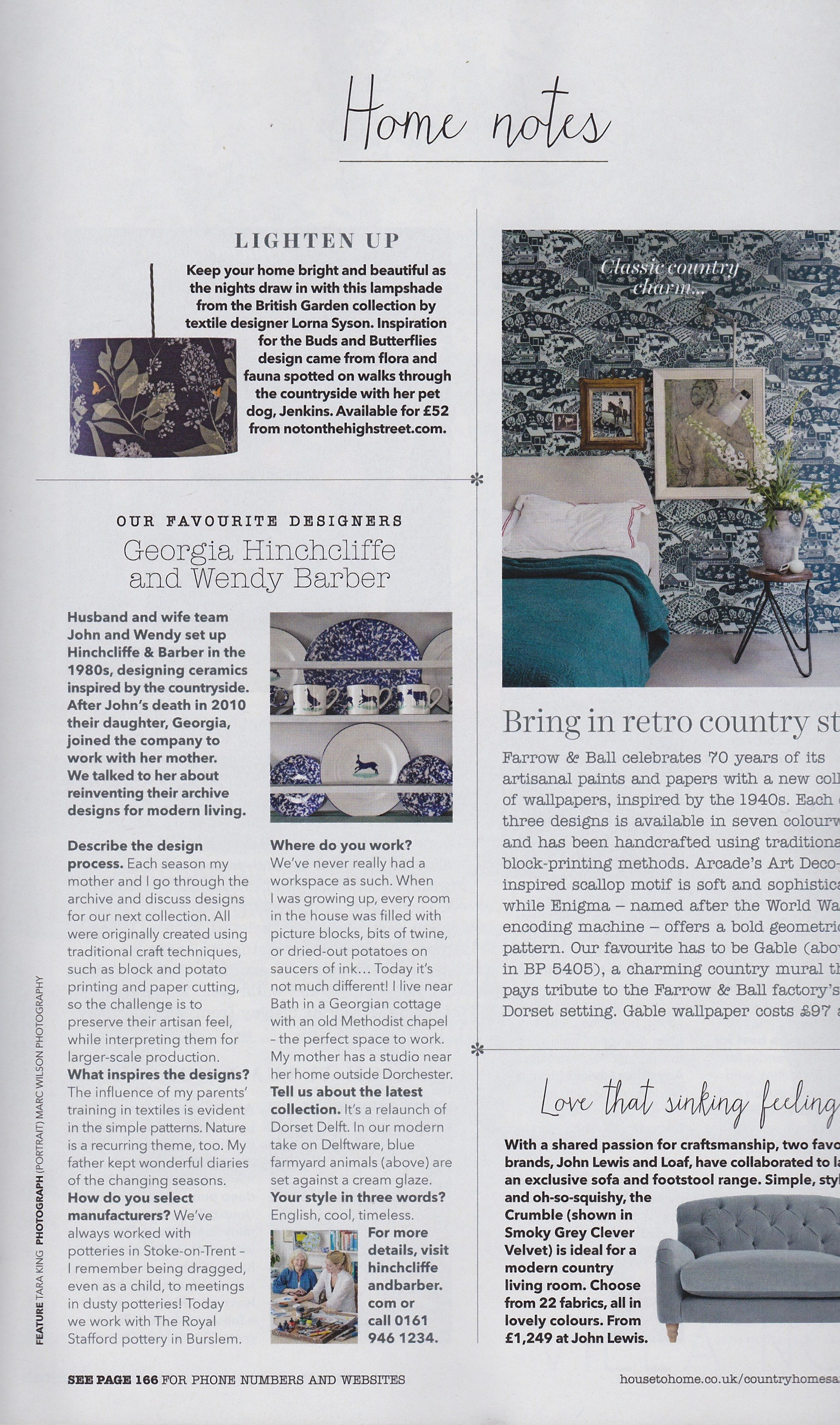 Country Homes & Interiors Oct 2016