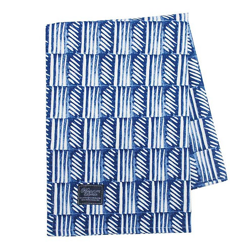 True Blue Tea Towel