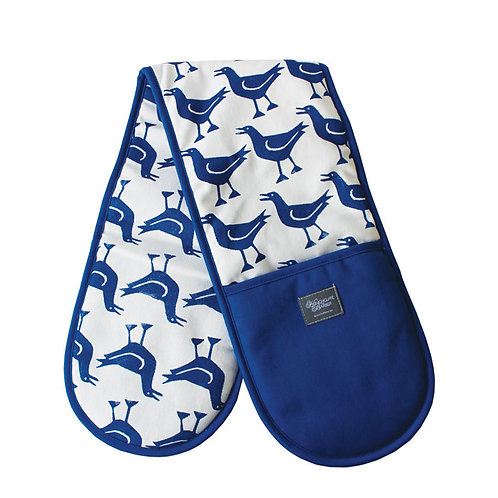 Blue Gull Double Oven Glove