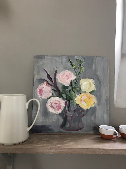 Roses & Herbs 5