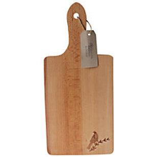 Songbird Grey Chopping Board