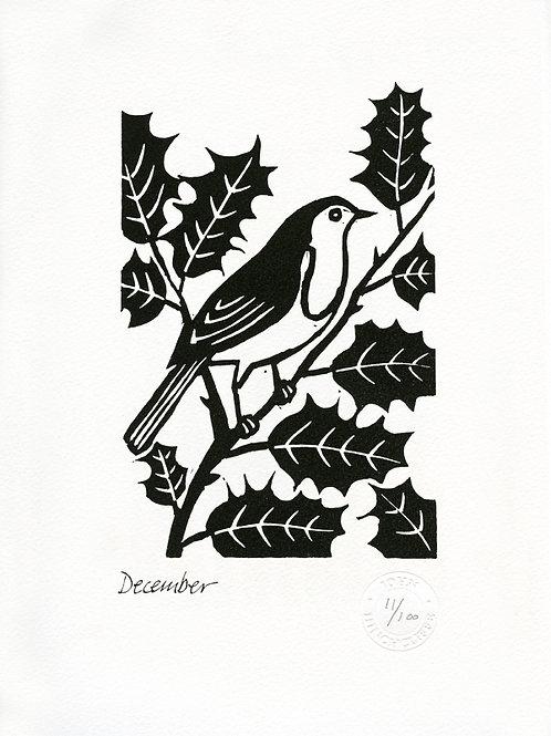 December Print