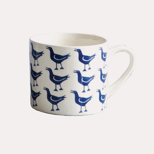 Blue Gull Mug