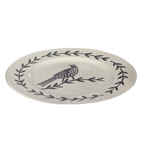 Songbird Plate