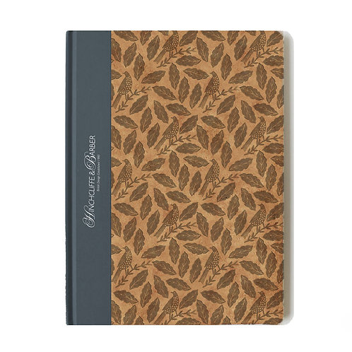 Songbird Hardback Notebook