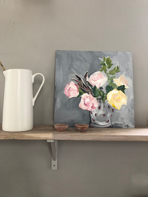 Roses and Herbs 1