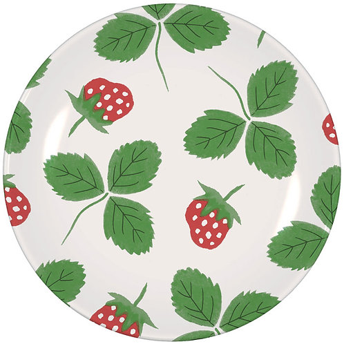 Strawberry Dinner Plates - Box of 6.