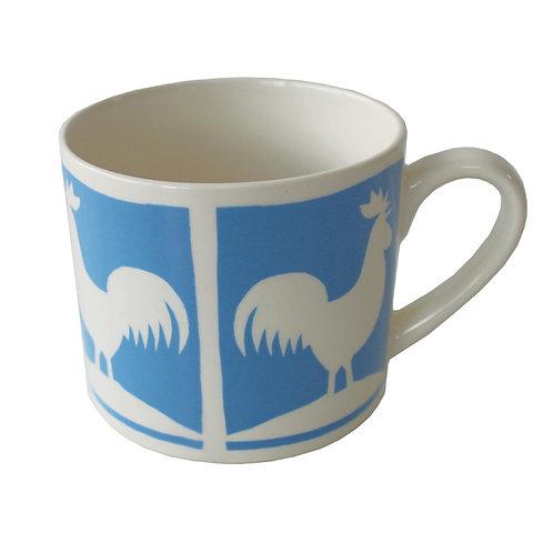 Repetto Cockerel Mug