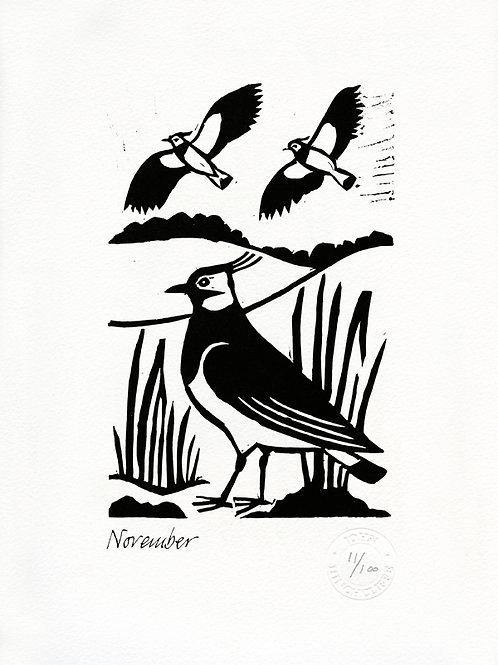 November Print