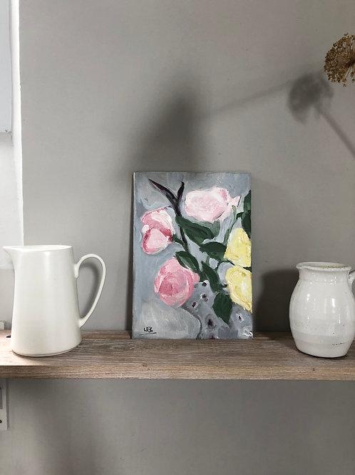 Roses & Herbs 6