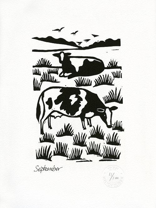 September Print