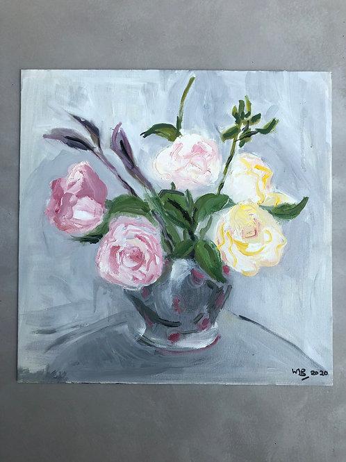 Roses & Herbs 4