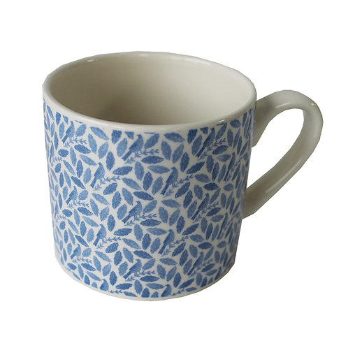 Songbird Blue Mug Repeat