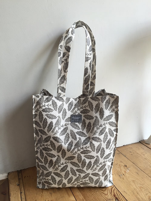 Songbird Grey Shopper