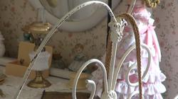 Girls Room bed frame