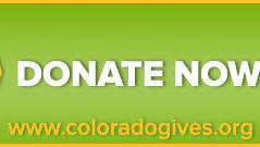 Colorado Gives Day, December 8...and all year
