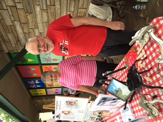 George and Barb Franke 2016 Cherry Pie Festival