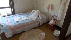 GIrls Room Bed