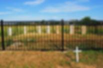 Mariano Medina family headstones