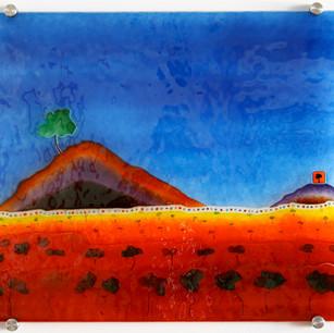 ELIZABETH MAVRICK, Pilbara Morning, Kiln