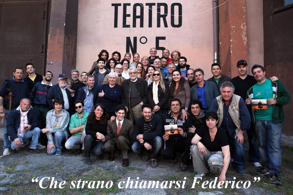 """""""Che strano chiamarsi Federico"""" di Ettore Scola"""