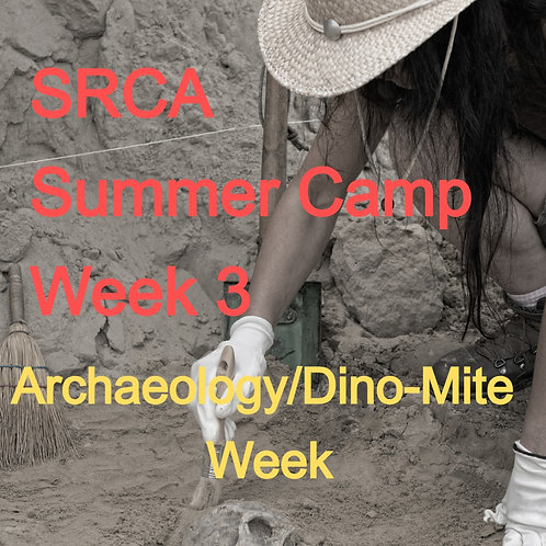 SRCA Summer Camp - Week 3