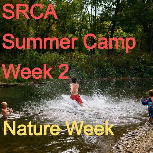 SRCA Summer Camp - Week 2