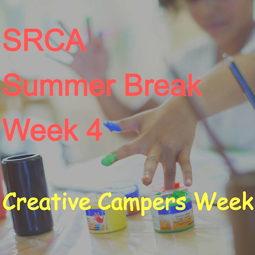 SRCA Summer Camp - Week4